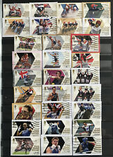 2012 British Gold Medal Winners London Olympic Games Full Used Stamp Set Of 29