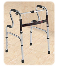 Walking Frame - Shower Chair - Commode - Walker 6 in 1 Aid - Aluminium Frame
