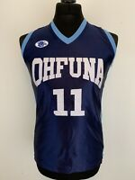 Team Fiver OHFUNA #11 Blue Basketball Jersey Vest Japan Japanese JAP L UK S RARE