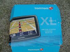 """Tom Tom XL 340s Live GPS 4.3"""", Car Charger Original Box"""