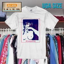 Rare Vintage 90s Madonna Pop Rock T Shirt Band Tour Concert Reprint Size S-Xxl