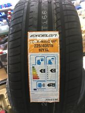 EXCELON PERFORMANCE UHP  225 40 R18  92Y XL brand new (1 x Tyre) 225/40R18