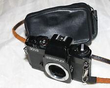 Revue Revueflex 3003 Black  SLR 35mm film camera. Rare model