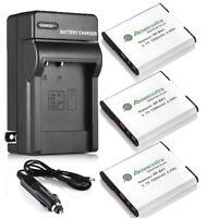 NP-BN1 NPBN1 N Type Battery for SONY Cyber-shot DSC-W530 W330 W320 W570 DSC-W310