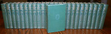 FUNK & WAGNALLS NEW STANDARD ENCYCLOPEDIA OF UNIVERSAL KNOWLEDGE 1931 COMPLETE