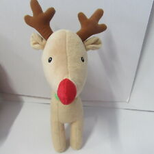 CHRISTMAS RUDOLPH REINDEER  PLUSH CUDDLY TOY SOFT TOY