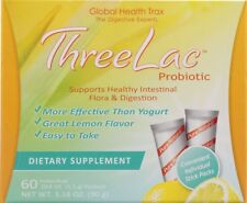 (6) ThreeLac Fight Infection For Candida Probiotic (By Global Health Trax)