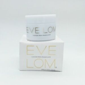 Eve Lom Cleanser with Egyptian Chamomile & Cocoa Butter 200ml -NEW- Damaged Box