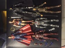 Mattel Dc Multiverse Justice League Man Of Steel Movie Lot Custom Flash *READ*