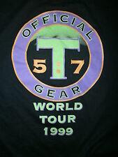 vtg 90s TRIN-I-TEE 5:7 CONCERT T SHIRT Angel Chanelle CHRISTAIN Gospel R&B Tour