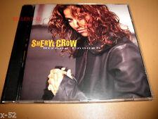 SHERYL CROW single CD rare STRONG ENOUGH Leaving Las Vegas LIVE All I Wanna Do