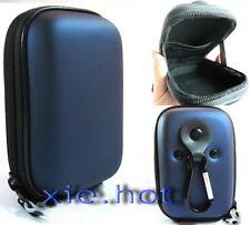 Blue Camera case bag for sony DSC RX100 HX30 HX20 HX10 H90 HX9V HX50 HX60