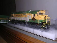 "BOWSER #23676 Reading C-630 Diesel Loco #5307 ""Green & Yellow"" w/DCC & Sound1/87"