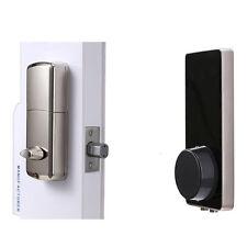 Smart Bluetooth Door Lock Code Password Electronic Deadbolt Key Safe Entry