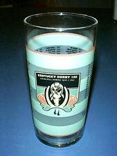 2004 KENTUCKY DERBY Horse Race #130 Official 12 oz  Mint Julep  Drinking Glass