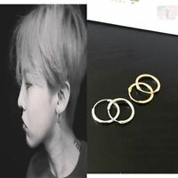 KPOP Bigbang G-dragon Screw Earring Punk Piercing Korean Ear Ring Stud  6 Colour