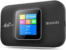 Tenda 4G185 4G LTE Mobile Broadband Hotspot Router Router WiFi 150Mbps Unlocked