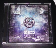 ZEDD Clarity édition de luxe CD plus vite expédition