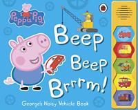 Peppa Pig: Beep beep brrrm! by , NEW Book, FREE & Fast Delivery, (Board book)