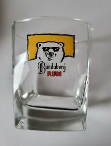 Bundaberg Rum Glass.
