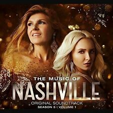 NASHVILLE THE MUSIC OF SEASON 5 VOLUME 1 CD (New Release Friday May 5 2017)