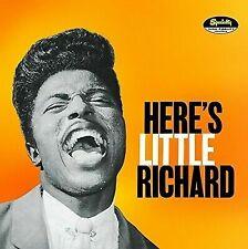Here's Little Richard by Little Richard (CD, Nov-2017, 2 Discs, Craft...) 5738