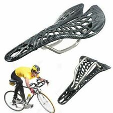 Carbon Mountain MTB Saddle Seat Road Bicycle Bike Cycling Hollow Lightweight