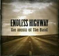 ENDLESS HIGHWAY - THE MUSIC OF THE BAND SAMPLER CD NEW+