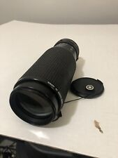 CANON FD 100-300MM F5.6 MF ZOOM LENS, Nice Free Shipping
