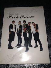 F.T Island - 2nd Live Concert Rock Prince CD DVD Korea Version Great FTISLAND
