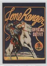 1997 Dart The Lone Ranger #29 A True Patriot Non-Sports Card 0f8