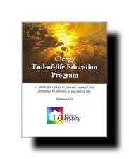only1ebay*Book:Odyssey Health^Clergy Pastor End-Of-Life Family Education Program