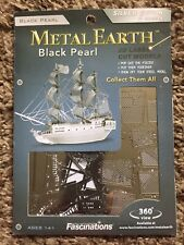 Fascinations Metal Earth 3D Black Pearl Ship Model, New, free shipping!