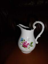 Schierholz Rose,Mocca .Milchkanne,klein