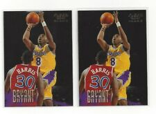 Kobe Bryant Rookie Cards (2) - 1996 Fleer #203