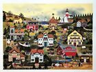 """Jane Wooster Scott Signed & Numbered L/ED Lithograph """"Wonders Of Our Nation """""""