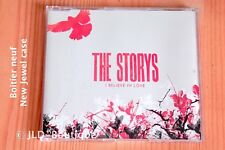 The Storys – I Believe In Love - Boitier neuf - CD single promo