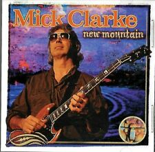 Mick Clarke New Mountain - CD Blues Classic Rock