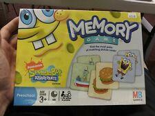SpongeBob SquarePants: Memory Game Brand new