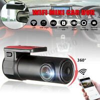 Car 1080P 170° FHD DVR Dash Dashboard Cam Camera Video Recorder WiFi Hidden CA