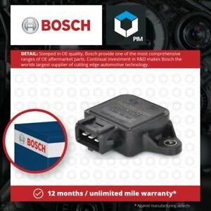 Accelerator Throttle Position Sensor fits PORSCHE Potentiometer Genuine Bosch