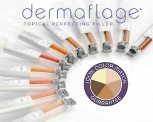 Dermaflage Single Applicator PICK YOUR COLOR - WE CARRY THE ENTIRE LINE