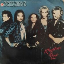 "Scorpions - Rhythm Of Love - Vinyl 7"" 45T (Single)"