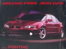 Pontiac Grand Prix 300 GPX Prospekt USA 1 Bl brochure Auto PKWs Autoprospekt USA