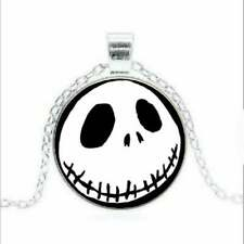 New The Nightmare Before Christmas Necklace  Jack Skellington   Free Returns
