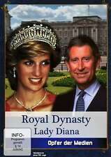 Royal Dynasty LADY DIANA DI - VITTIME Der MEDIEN Suo Live Incidente Das Fine DVD