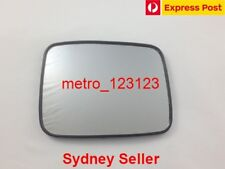 RIGHT DRIVER SIDE MIRROR GLASS FOR  NISSAN XTRAIL T30 2001-2007