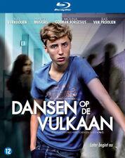 Dancing on the Volcano NEW Cult Blu-Ray Disc Adriënne Wurpel Nils Verkooijen