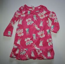 Camicia da notte in pile per bambine dai 2 ai 16 anni