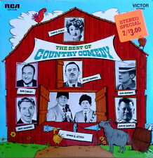BEST OF COUNTRY COMEDY (F.FLAGG, HOMER & JETHRO) - RCA - 1969 LP - SEALED